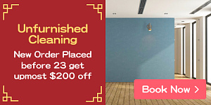 Unfurnished Cleaning