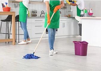 二人幫手大掃除