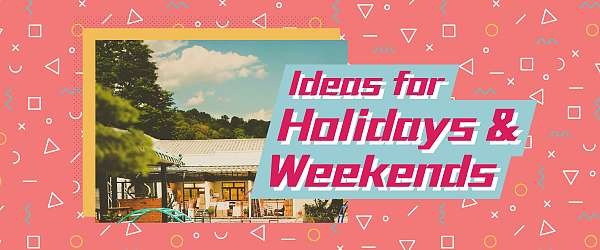 Hong Kong weekend & holiday activities (Updated in June)