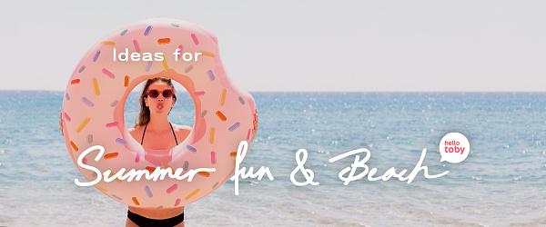 Ideas for Summer & Water Fun