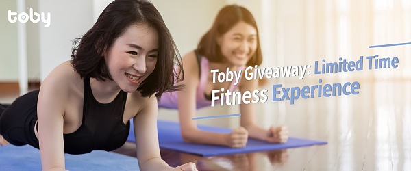 [Toby Giveaway 2019 Summer] Free Muay Thai & Boxing Classes